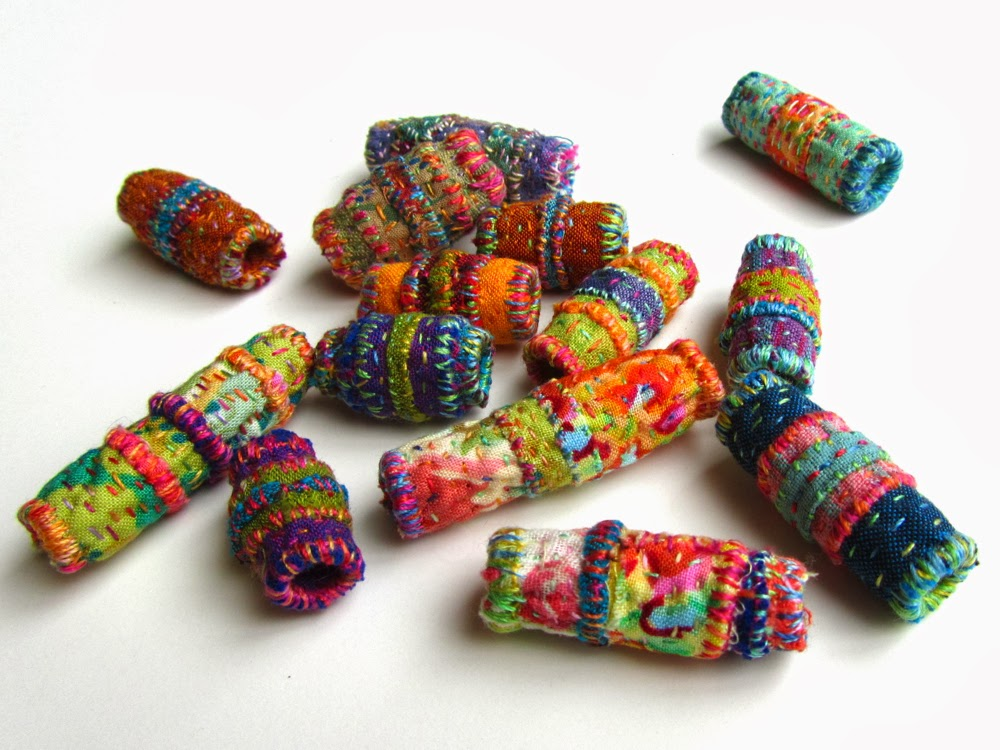 the silly boodilly the quilted bead