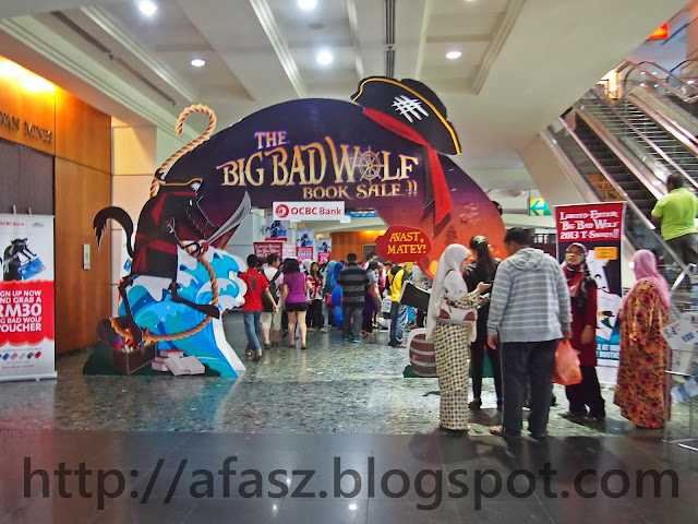 The Big Bad Wolf Book Sale MIECC The Mines