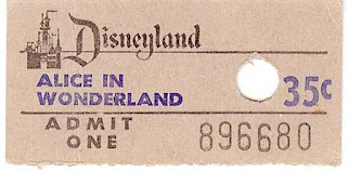 Disneyland 60th  1958
