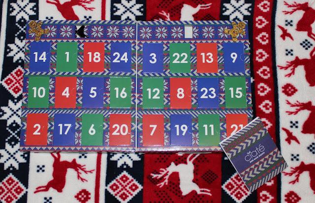 ciate advent calendar 2013