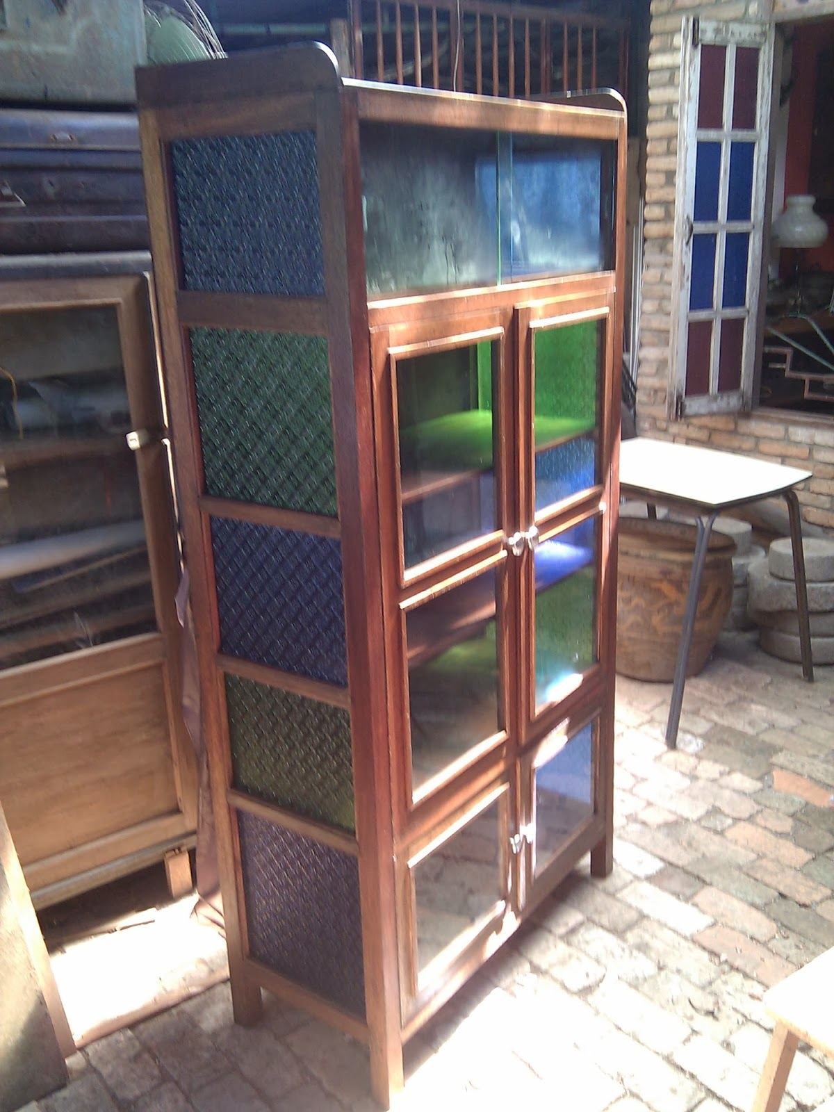 Selepas baikpulih / After Restoration. Experienced in restoration works on  old / antique furniture - Barang Lama :: A Blog Of Antique Furniture Restoration, And Vintage