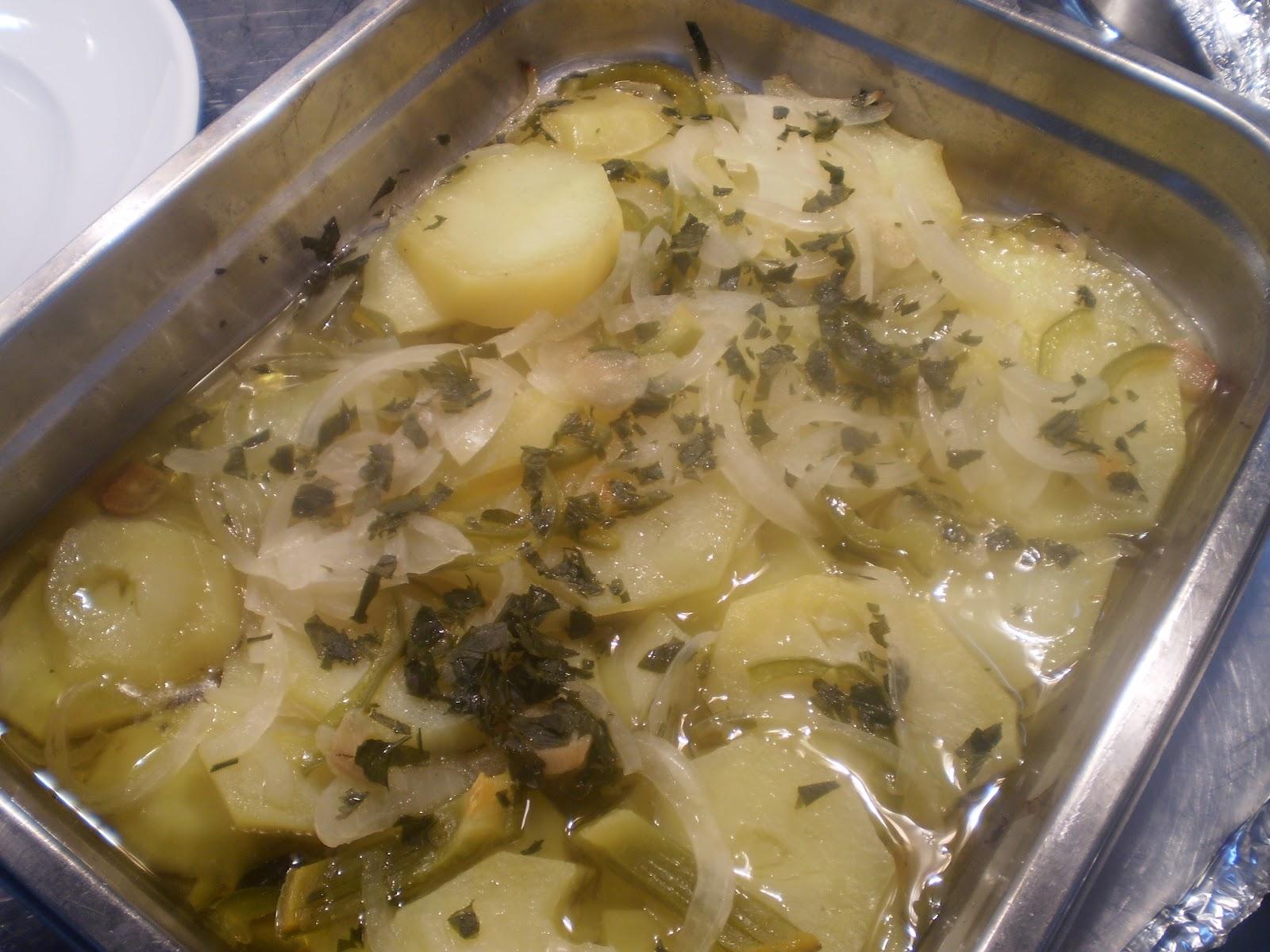 La cocina de bartolo patatas al horno - Patatas pequenas al horno ...