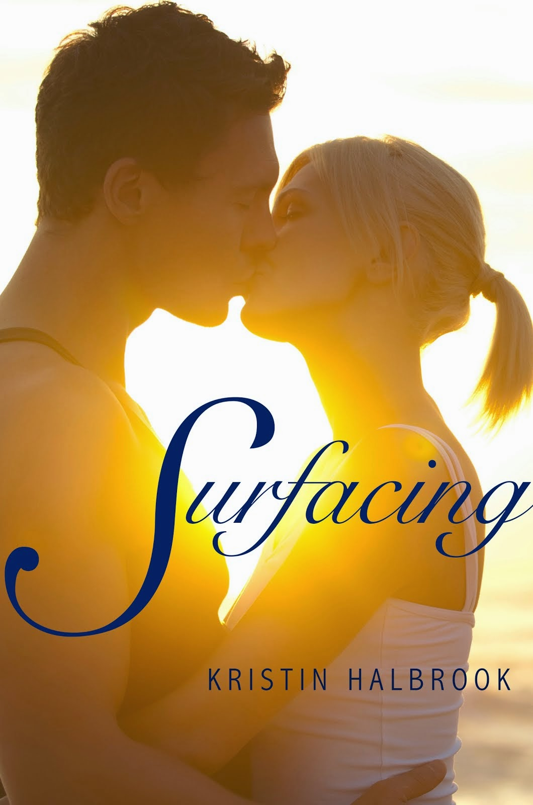 SURFACING, my New Adult debut, is now available from Amazon, Kobo, iBooks, B&N and more!