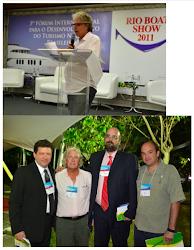 3º Fórum Internacional para o Desenvolvimento do Turismo Náutico Brasileiro - Rio Boat Show 2011