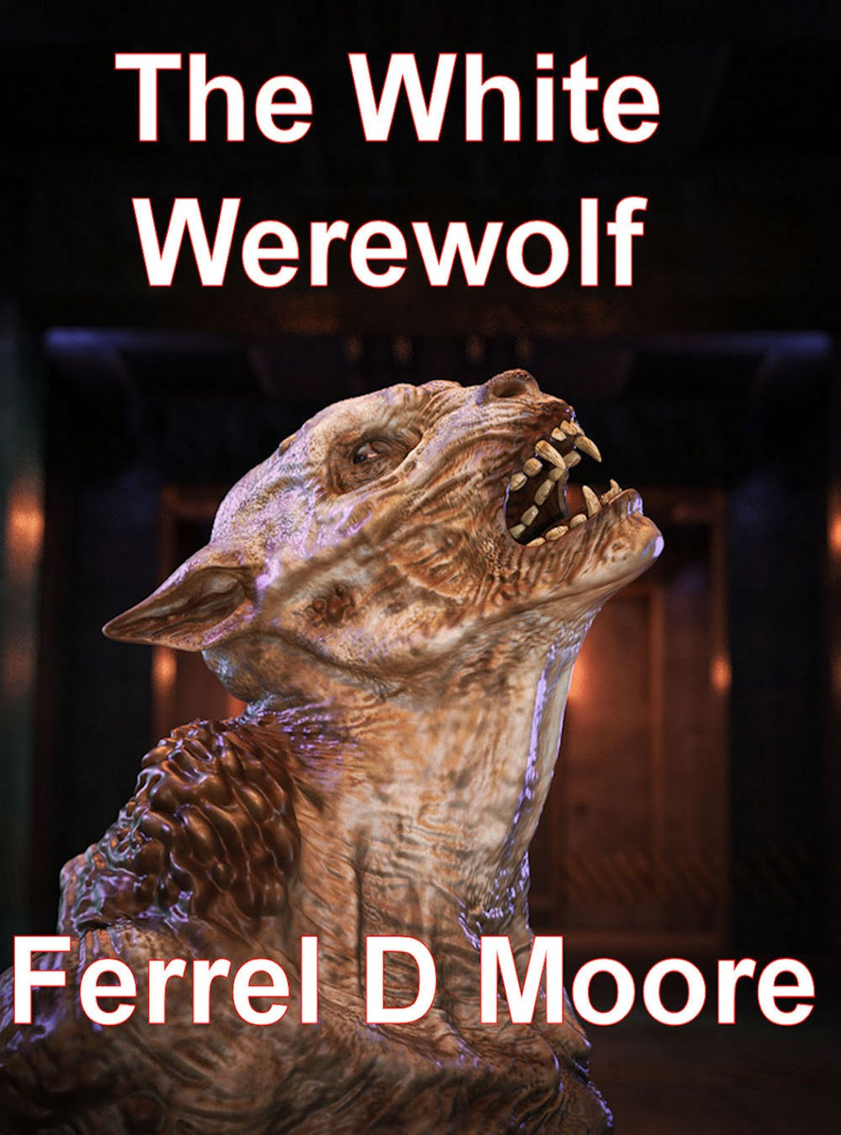 The White Werewolf