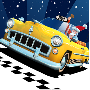 Crazy Taxi™ City Rush v1.6.3 Mod