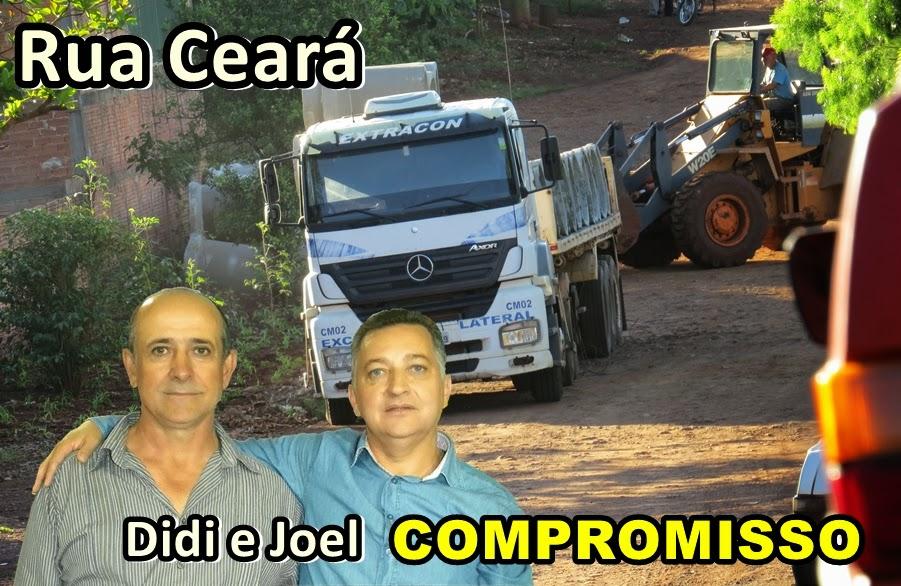 Didi e Joel Compromisso com Borrazópolis