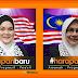 Bekas Penyanyi Aishah Antara Pengerak Utama Sayap Wanita Parti GHB...