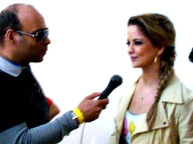 Maria Cecilia entrevista pelo Gemeos Maquiadores