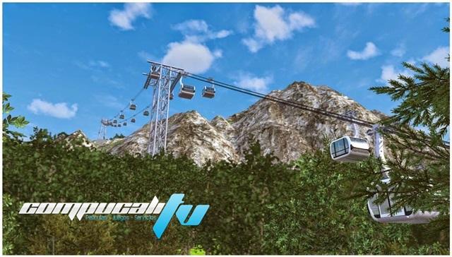 Ropeway Simulator 2014 PC Full