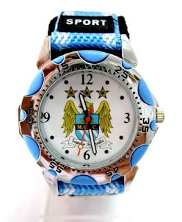 SPORTY-WATCH-227 Manchester City .IDR.60RB