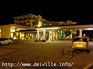 Widus Resort At Night 3