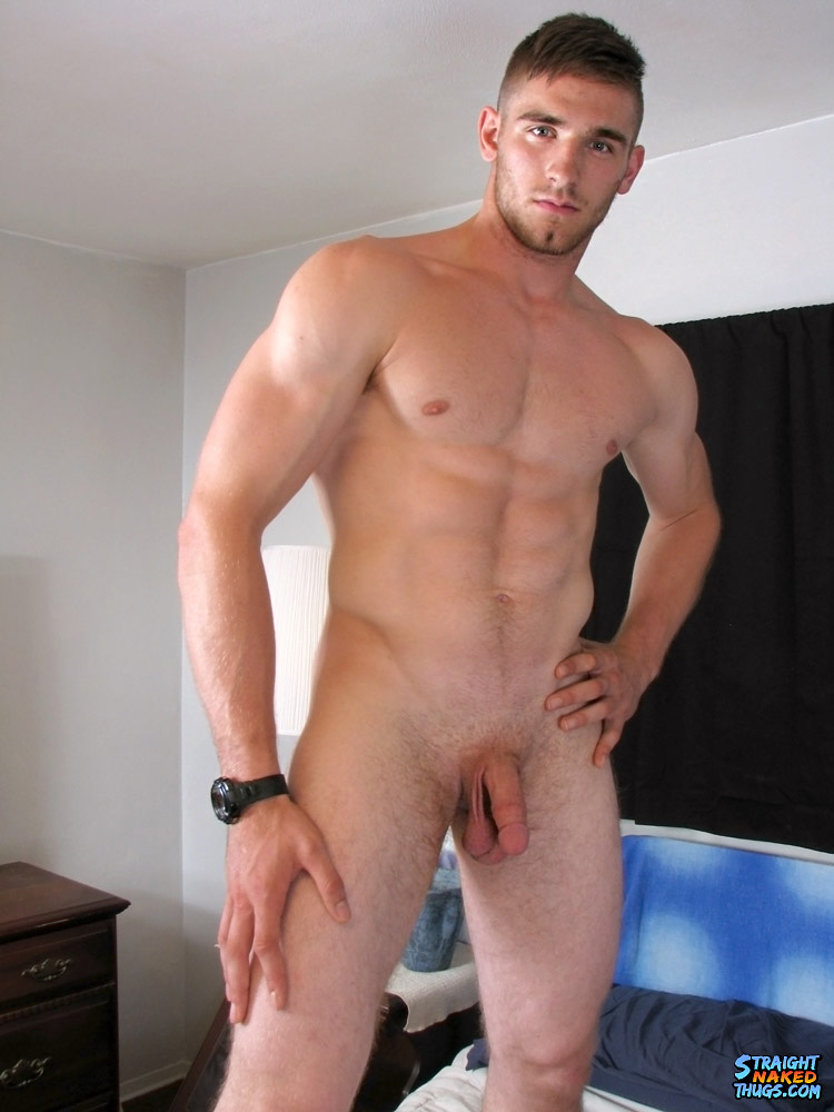 pictures of naked sexy straight men