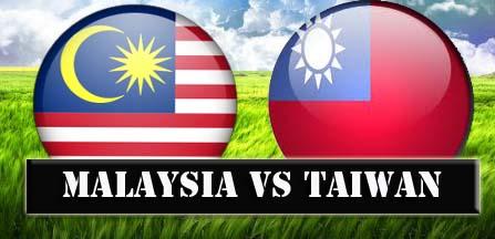 Keputusan Malaysia Vs Taiwan 28 Jun 2012 | Kelayakan Piala Asia (AFC) B22 2013
