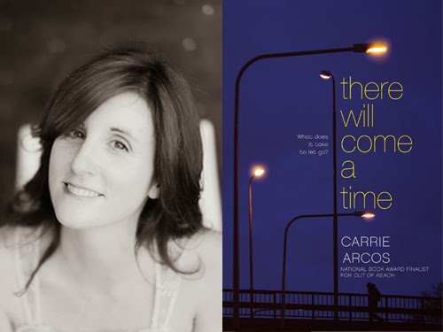 Carrie Arcos, author of There Will Be a Time