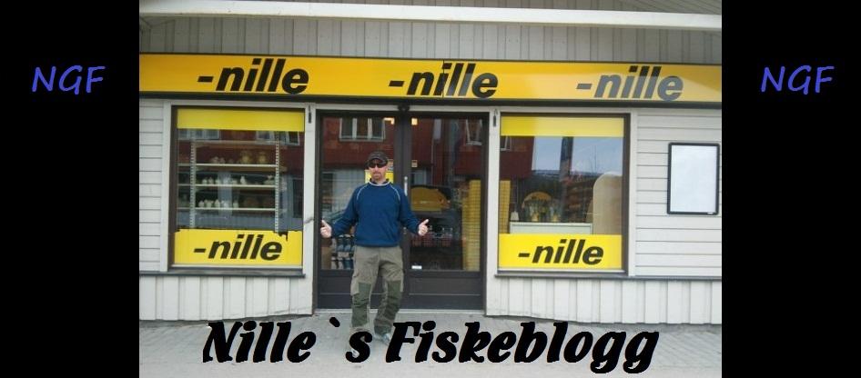 Nille`s Fiskeblogg