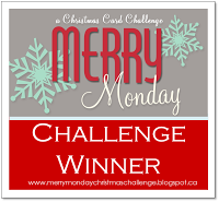 Winnaar Merry Monday #218