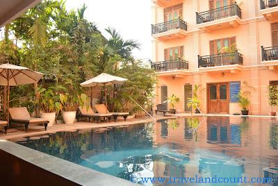 Rithy Rine Hotel Siem Reap