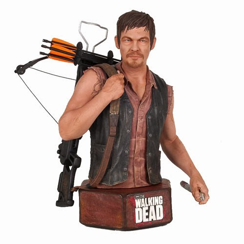 Busto Daryl Dixon The Walking Dead