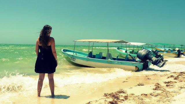 Playas Celestún