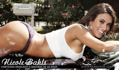 Nicole Bahls fotos, Nicole Bahls nua, Panicat Nicole Bahls