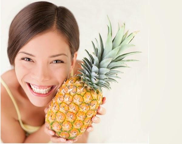 تعرف على فوائد فاكهة الأناناس الصحية