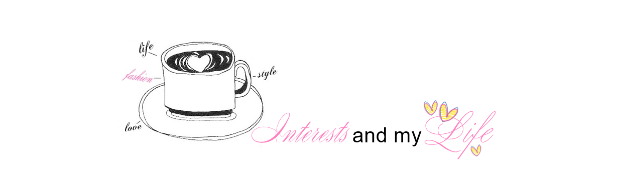 Interests and my life