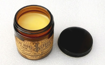 The Iron Society FIRM HOLD Pomade