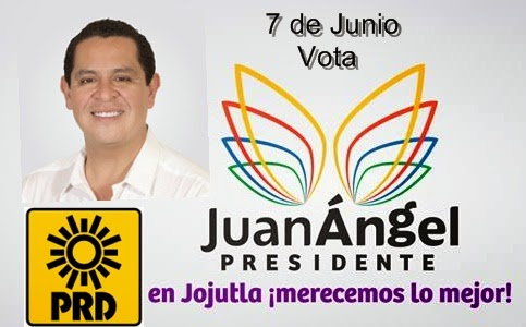 JUAN ANGEL FLORES CANDIDATO