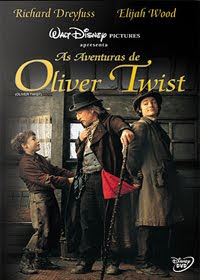 As Aventuras de Oliver Twist Dublado