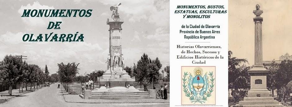 Monumentos de Olavarría