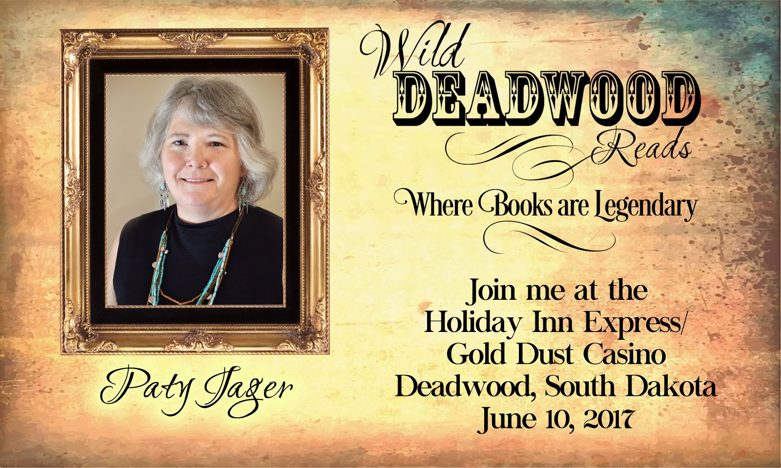 A Multi-Author Signing Event!