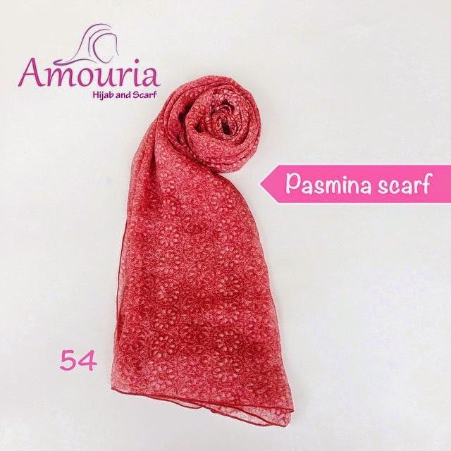 Hijab Amouria Pashmina Scarf Kode 054