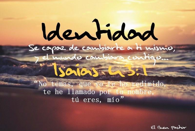 Isaias 43 1-5 Isaías 43:1
