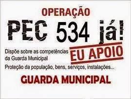 PEC 534 APROVADA JÁ!!!