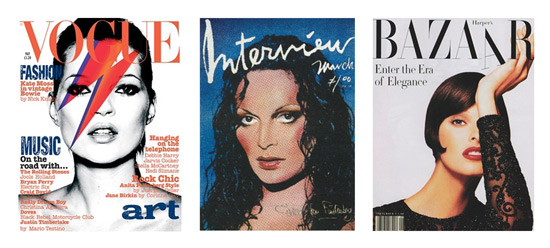 iconic magazine covers