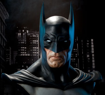 [Sideshow] Batman Premium Format -  LANÇADO!!!! SSC+Batman+Bust+2+Crop