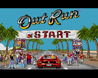 ... do Out Run