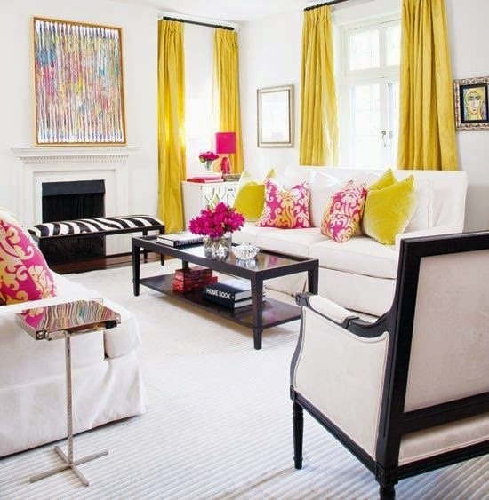 Ways To Make A Home Décor Statement With Curtains 1