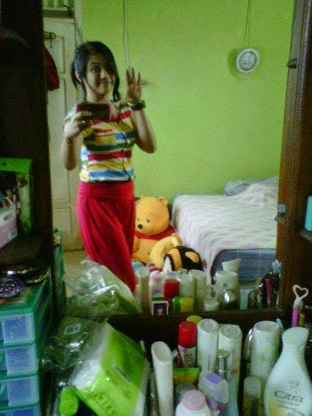 Anak Mami Selfie melayu bogel.com