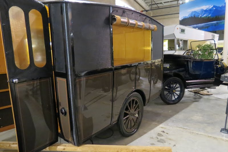 Amazing 1975 Itasca RV Serial Number 1  The First Itasca Ever Built