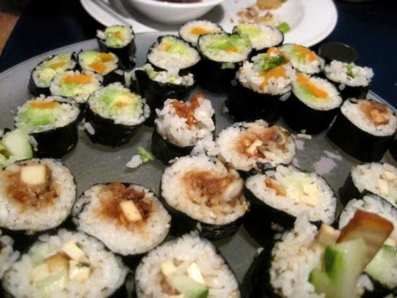 Gingembre mariné pour les sushis