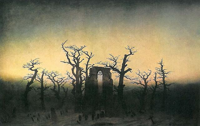abadia en el robledal