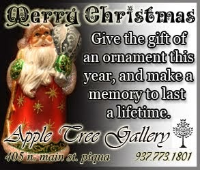 Apple Tree Ornaments
