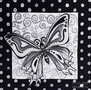 Mariposas Oleo Pinturas