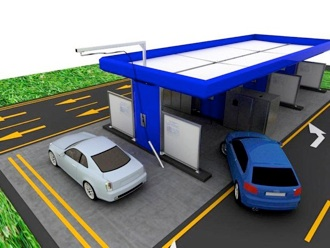 Eyna lavado de coches nuevos boxes de lavado modulares for Diseno lavadero