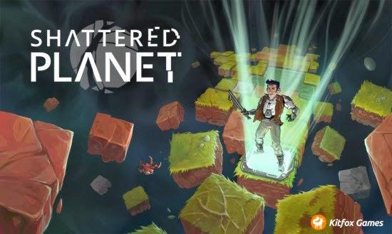 Shattered Planet banner