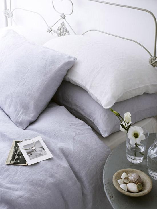 pastel linens
