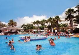 Fiesta palm beach club ibiza playa den bossa open enjoy