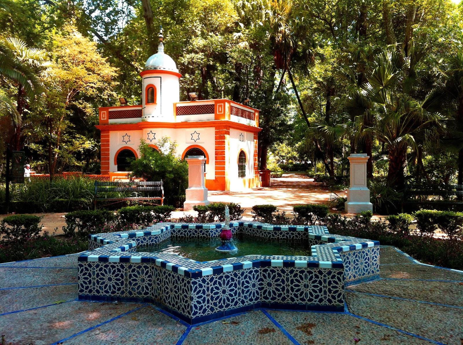 Jardines de San Telmo